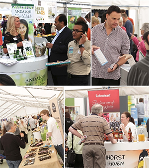 Retailers meet Suppliers at Tree Time 2014