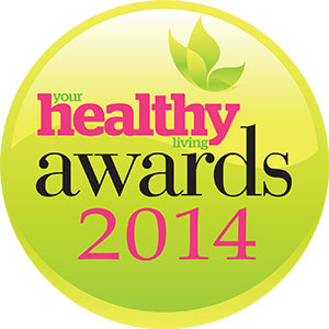 The Your Healthy Living Awards logo